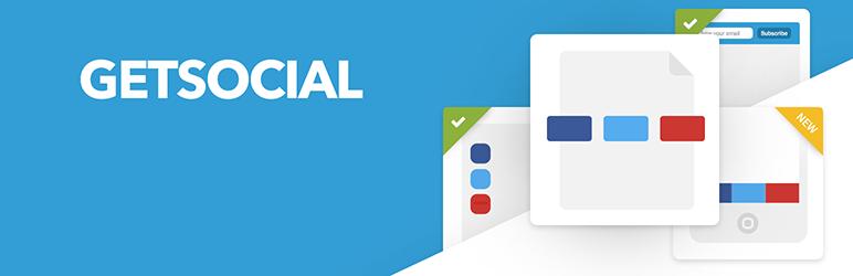 Social Share Buttons & Analytics Plugin – GetSocial.io