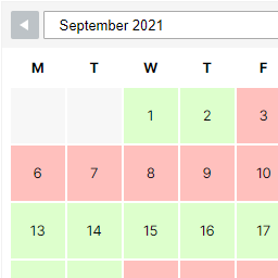 Wp Simple Booking Calendar Wordpress プラグイン Wordpress Org 日本語