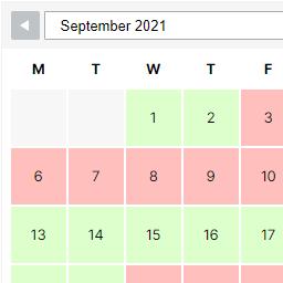 Wp Simple Booking Calendar Wordpress Plugin Wordpress Org