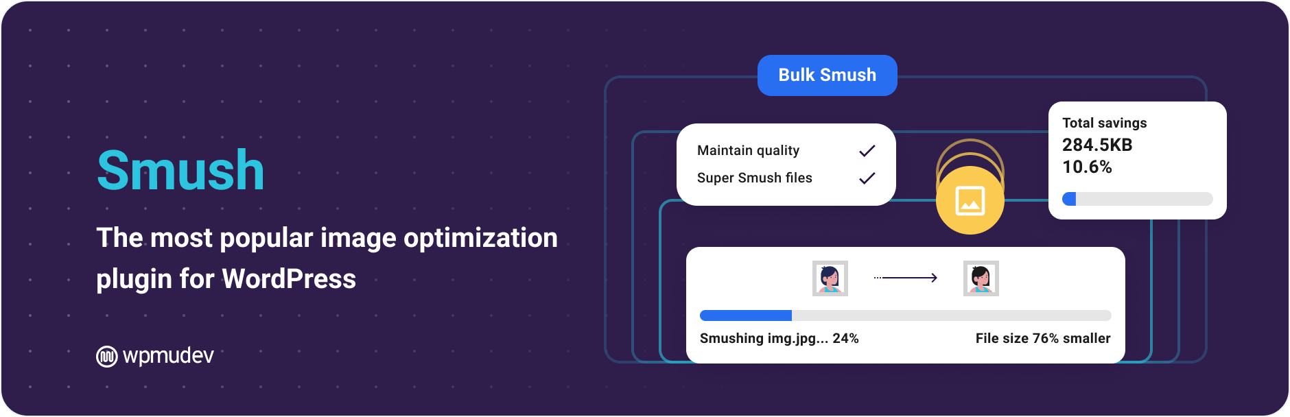 Smush – Lazy Load Images, Optimize & Compress Images – WordPress plugin |  WordPress.org
