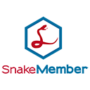 WP Snakemember Integration logo