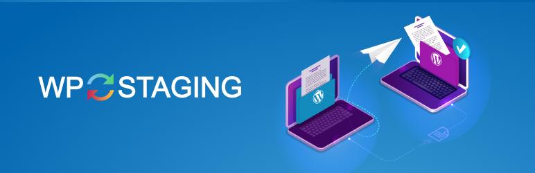 WP STAGING — Backup Duplicator & Migration