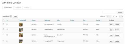 WP Store Locator – Plugin WordPress | WordPress org