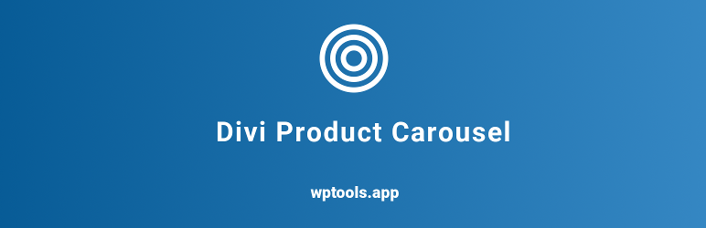 WP Tools Divi Product Carousel – WordPress plugin