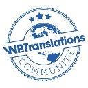 WP-Translations Badges logo