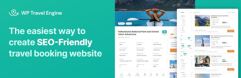 WP Travel Engine – WordPress plugin | WordPress org