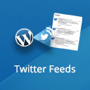 Wordpress Twitter Feed Plugin by Team startbit