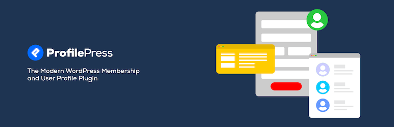 User Registration, User Profiles, Login & Membership – ProfilePress (Formerly WP User Avatar)