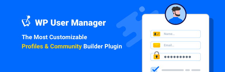 WP User Manager – User Profile Builder & Membership