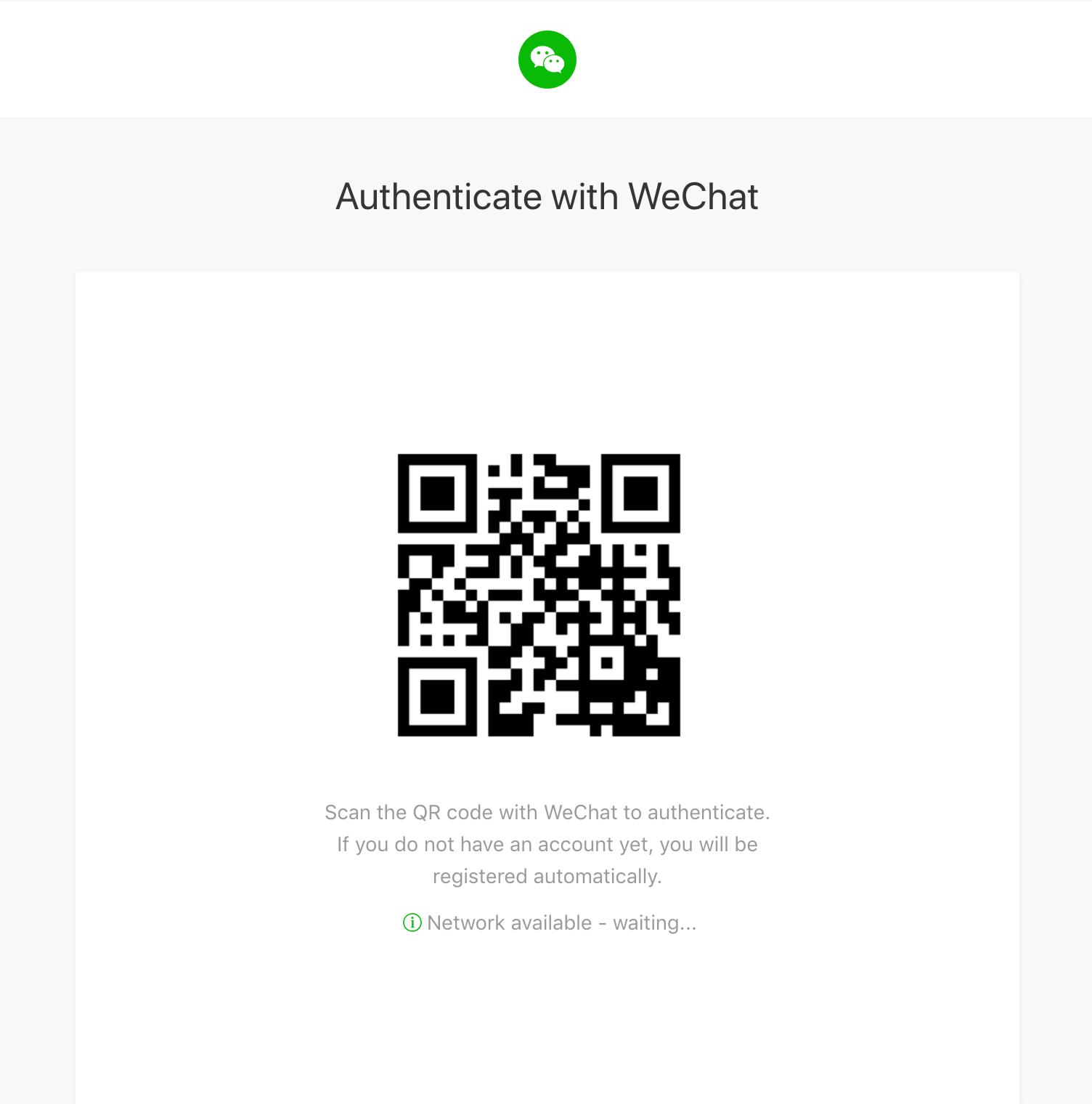 WP Weixin – WordPress plugin | WordPress org