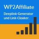WP to Affiliate | Deeplink-Generator & Cloaking logo