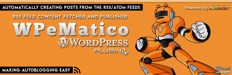 WPeMatico RSS Feed Fetcher