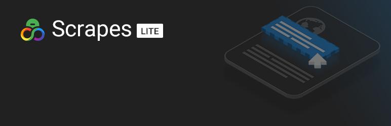 Scrapes Lite – Automatic web content crawler and auto post plugin for WordPress
