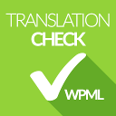 WPML Translation Check logo