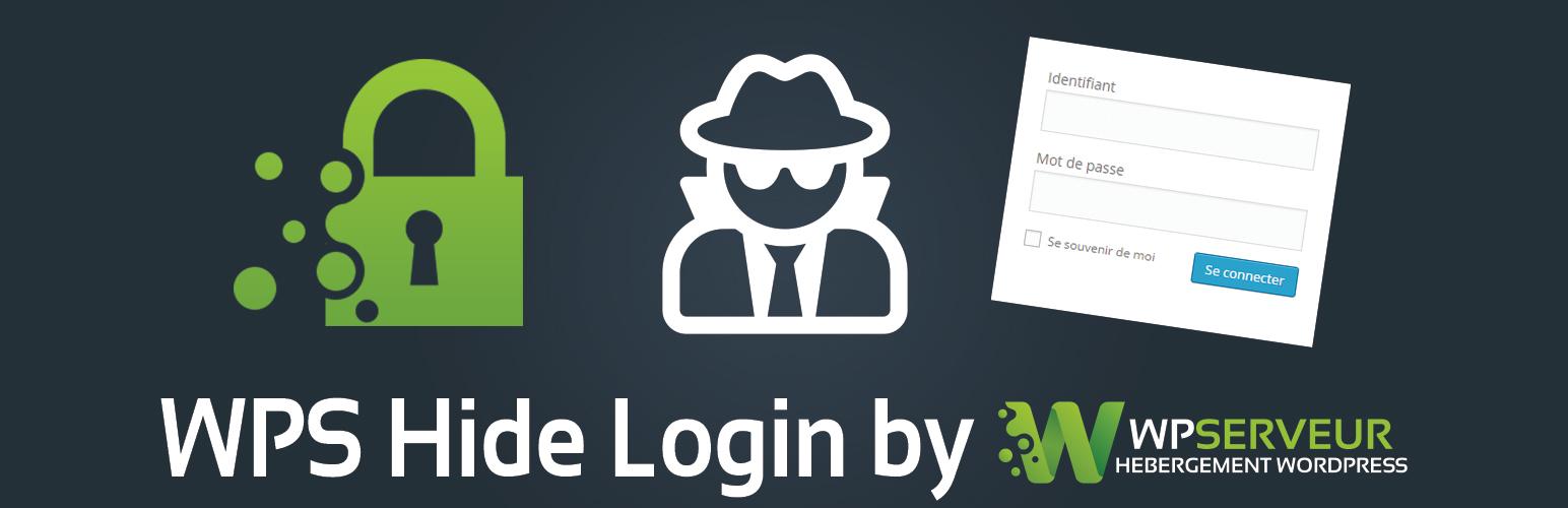 WPS Hide Login – WordPress plugin | WordPress org