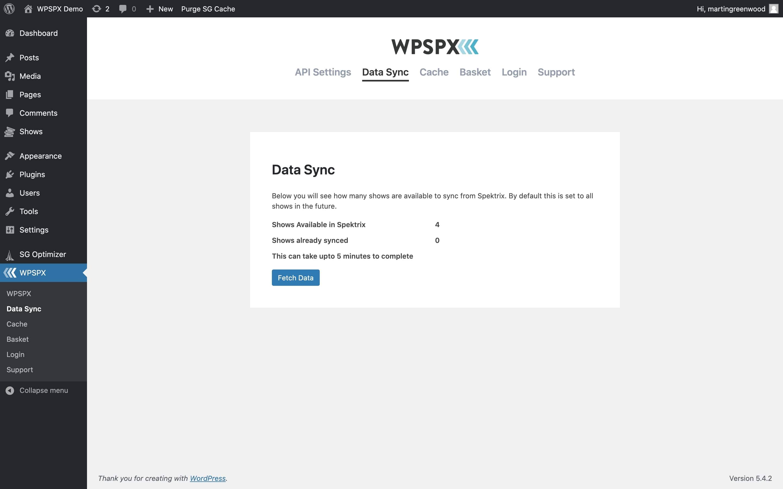 WPSPX