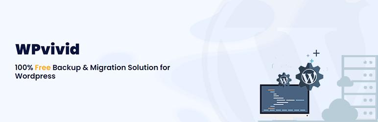 Move & Backup WordPress – WPvivid Backup Plugin