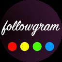 WPX Followgram Light logo