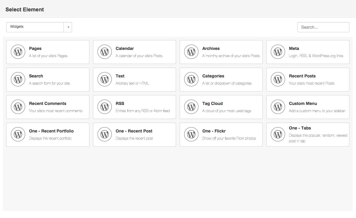 page builder by woorockets com u2014 wordpress plugins