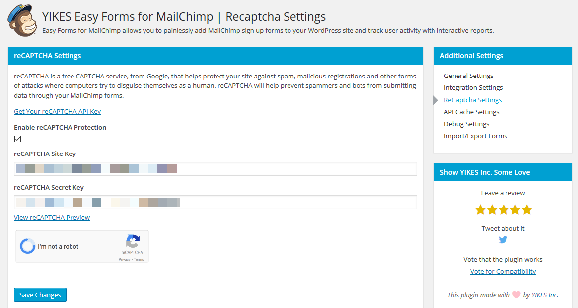 yikes-inc-easy-mailchimp-extender screenshot 8