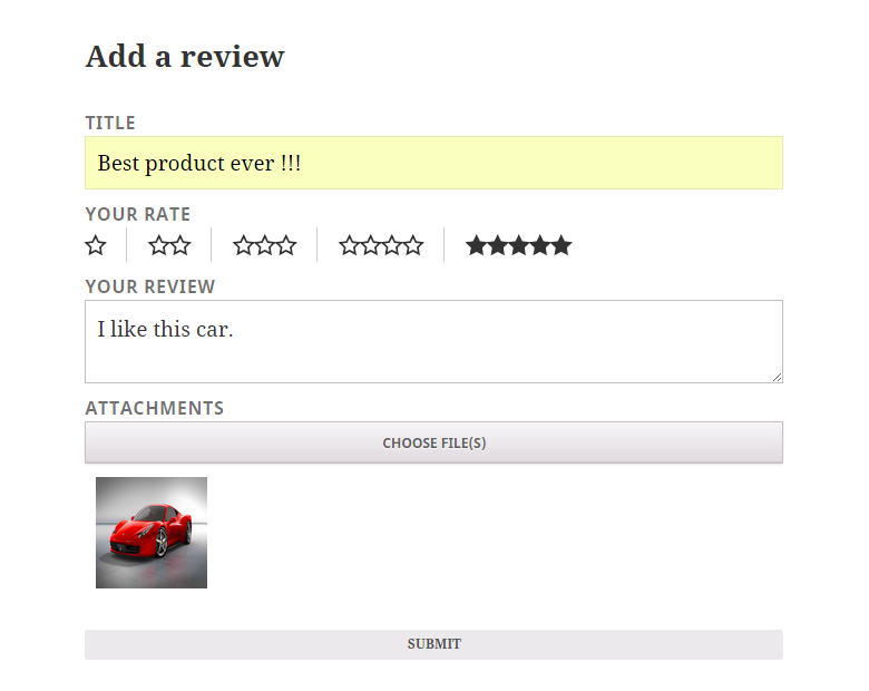 YITH WooCommerce Advanced Reviews — WordPress Plugins