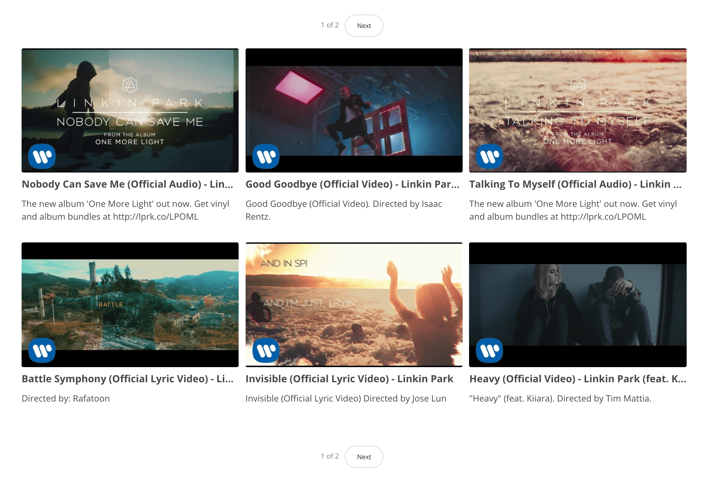 Video Gallery – YouTube Playlist, Channel Gallery by YotuWP