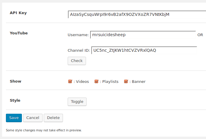 YourChannel: Everything you want in a YouTube plugin