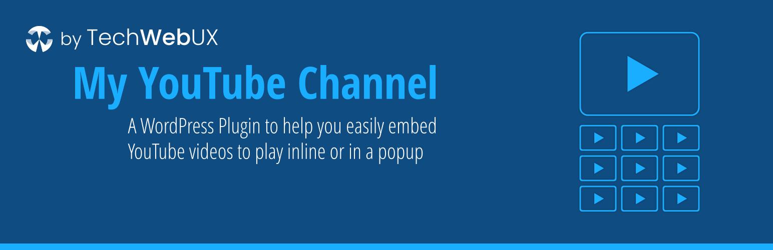 Youtube Channel Wordpress