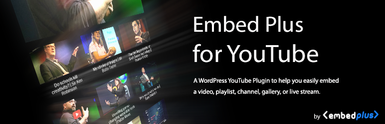 YouTube – WordPress plugin | WordPress org