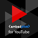 Embed Plus for YouTube – Gallery, Channel, Playlist, Live Stream logo