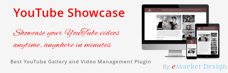 YouTube Gallery – Best YouTube Video Gallery for WordPress