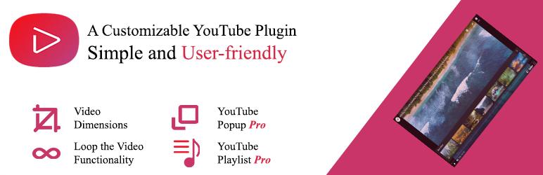 WpDevArt YouTube Embed, Playlist and Popup   WordPress.org