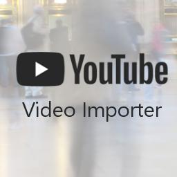 YouTube Video Importer Lite