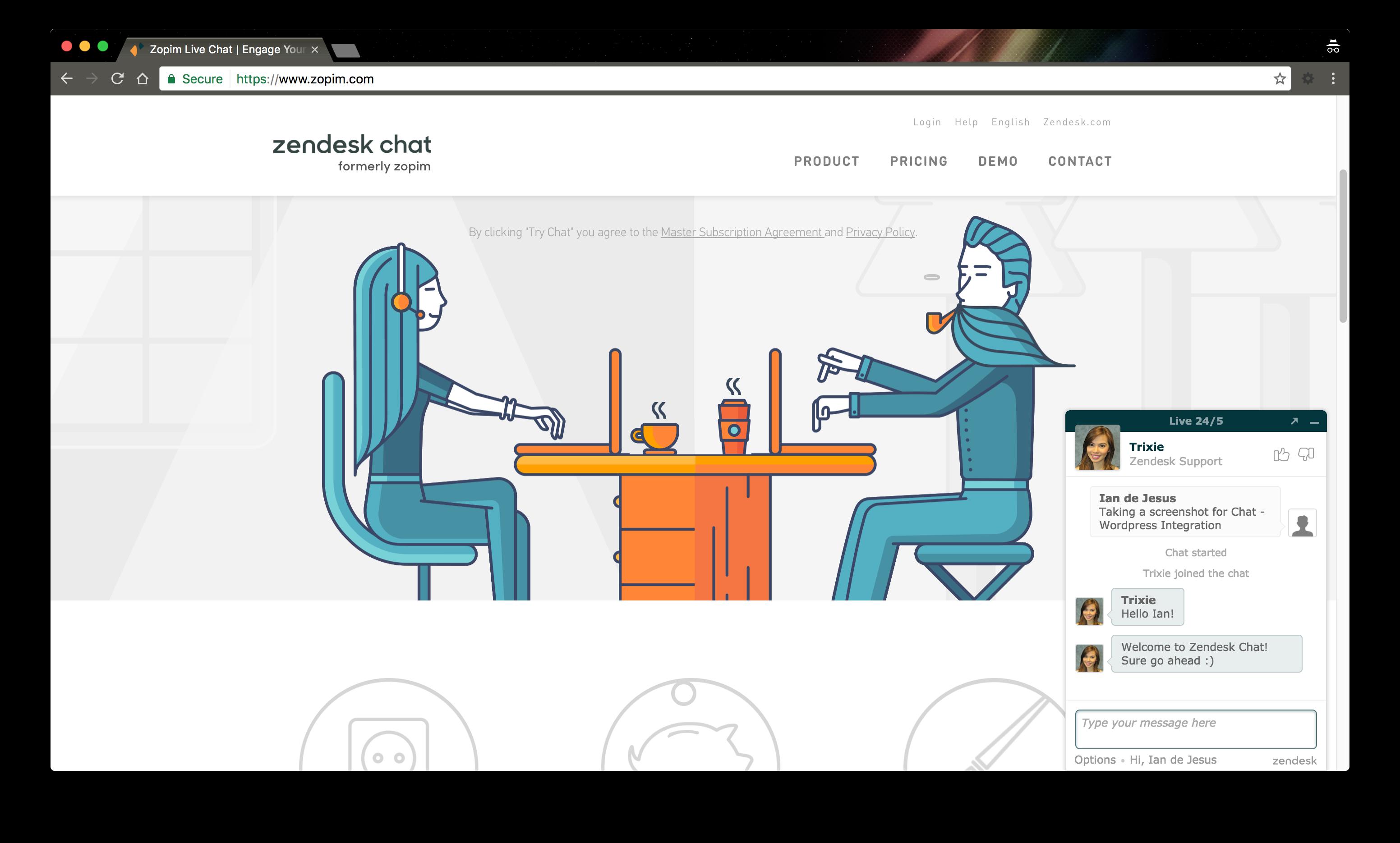 Zendesk Chat – Plugin WordPress | WordPress org
